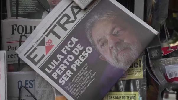 Лула, арест экс-президента, Бразилия, коррупция
