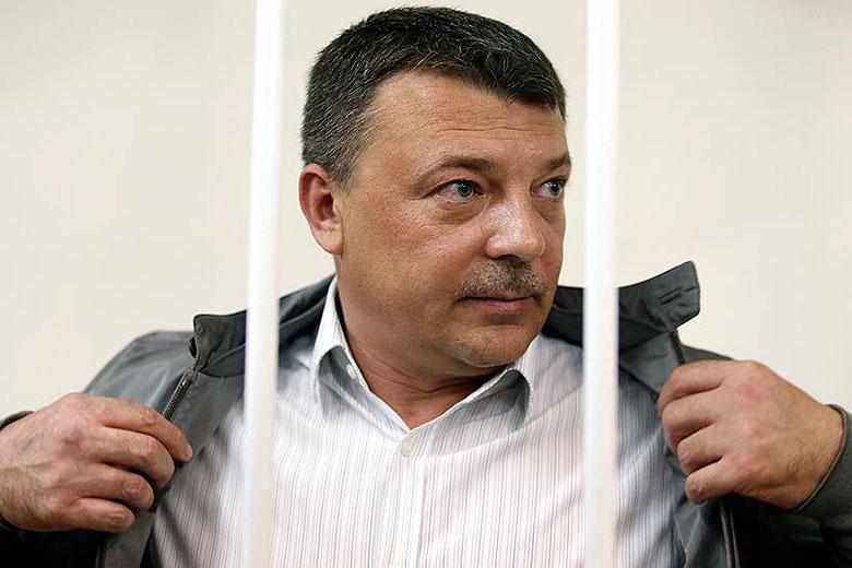 Максименко, приговор, 13 лет строгого режима, коррупция, борьба с коррупцией