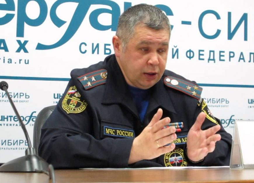 Александр Мамонтов, МЧС, Кемерово, Зимняя вишня, коррупция