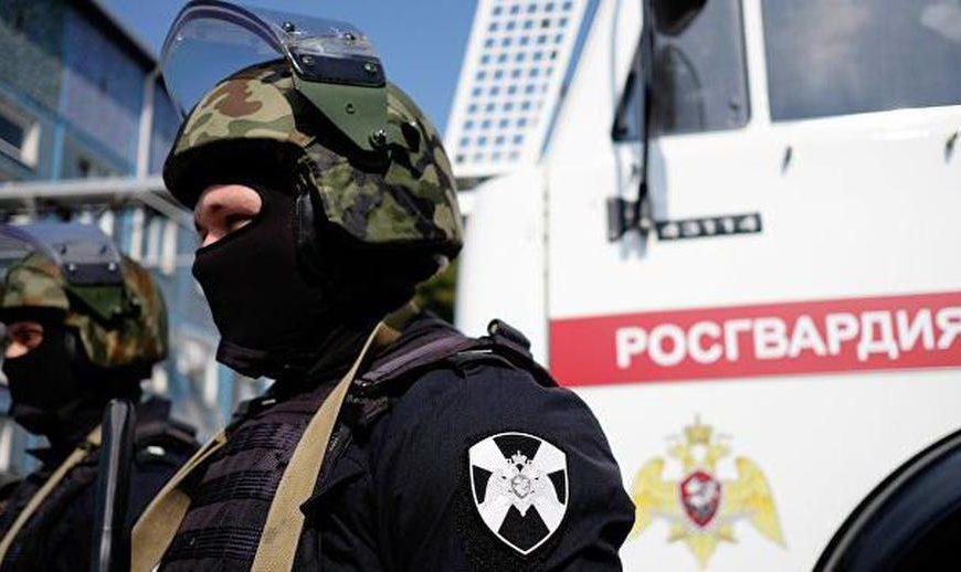 незаконно охранял, росгвардия, пожар в Кемерово, коррупция, ЧОП