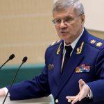 Юрий Чайка, коррупция, прокуратура, количество чиновников-коррупционеров
