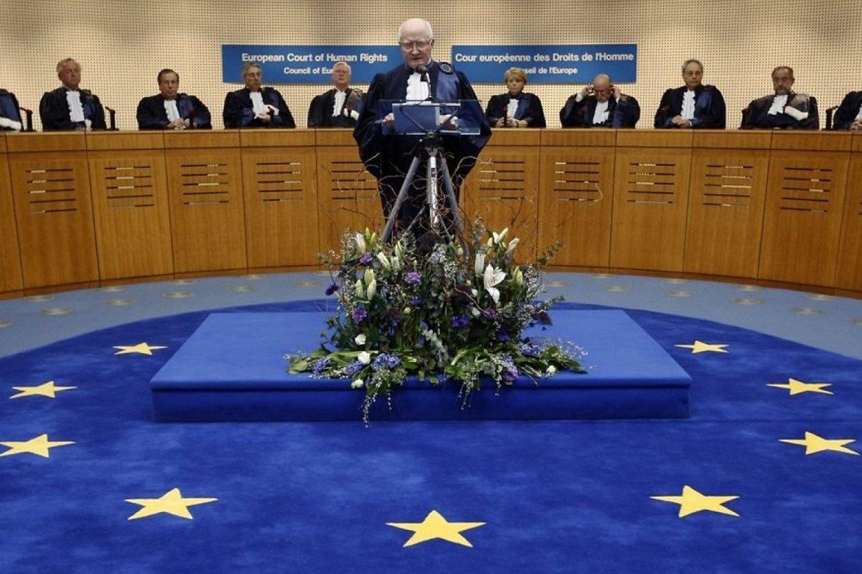 ЕСПЧ, Европейский суд по правам человека