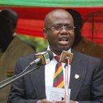 Член совета ФИФА Квеси Ньянтакьи, Гана, коррупция