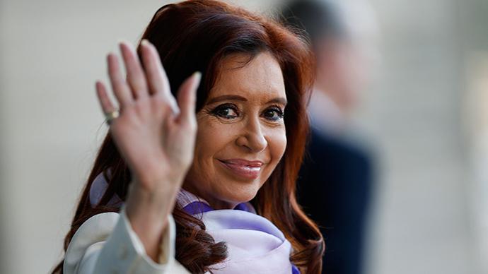 Экс-президенту Аргентины, коррупция, Кристина де Киршнер