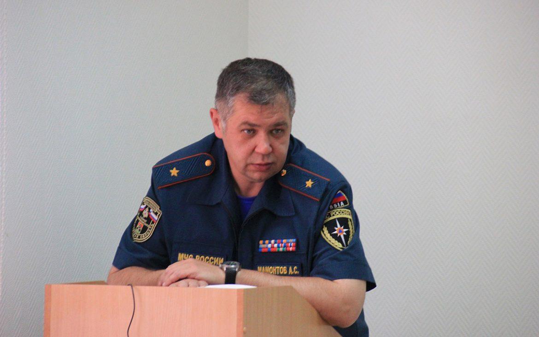 Александр Мамонтов, глава МЧС по Кемеровской области, задержан за коррупцию, Зимняя вишня