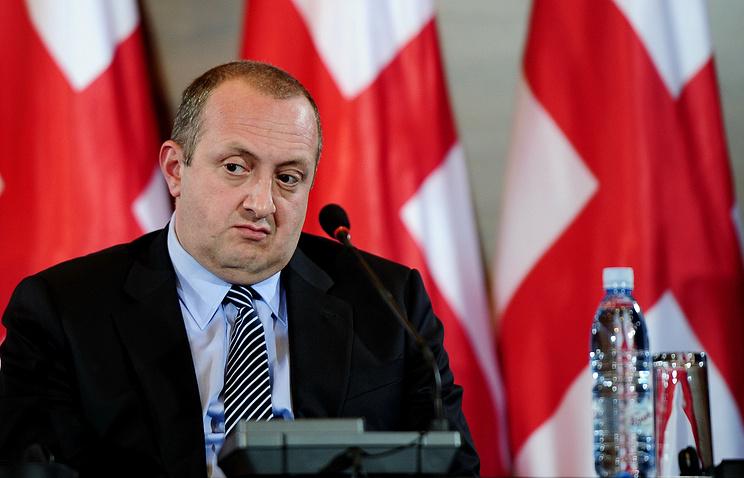 уголовного дела, президент Грузии, коррупция