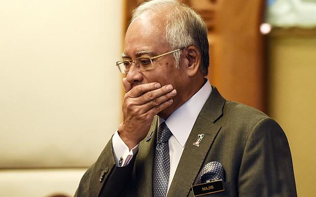 Экс-премьер-министр Малайзии Наджиб Разак, коррупция, выборы
