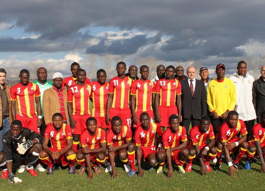 Президент Ганы, сборная Ганы по футболу, коррупция