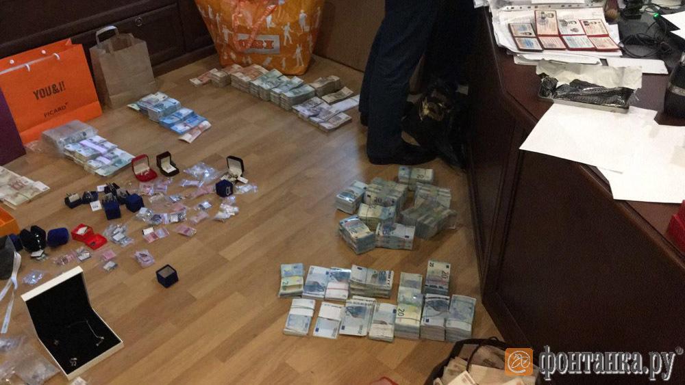 офис Ростехнадзора, коррупция, обыск, ФСБ