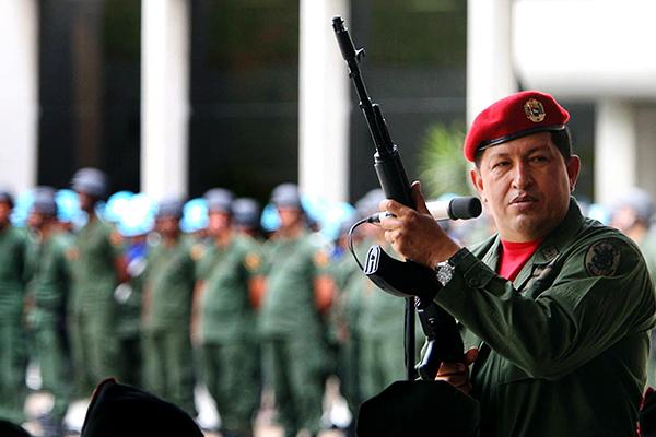 оружейных заводов в Венесуэле, коррупция, Рособоронэкспорт, автомат Калашникова