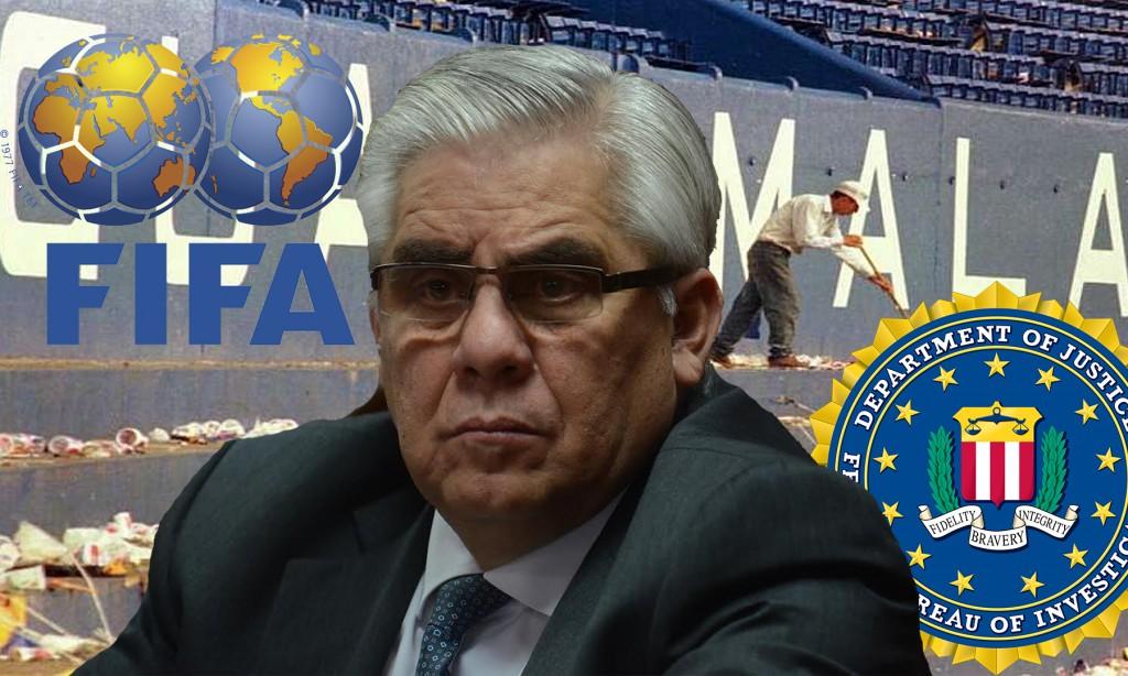 футбольный генсек, Эктор Трухильо, Гватемала, ФИФА, пожизненно дисквалифицирован