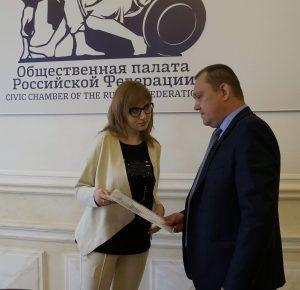 Анатолий Голубев и Ольга Дружинина