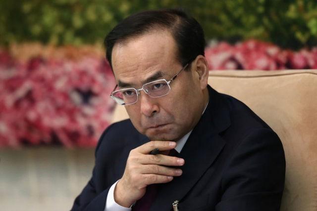 преемник Си Цзиньпина, коррупция, Китай