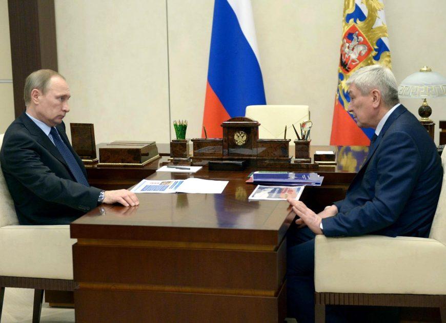 Президент России утвердил концепцию противодействия финансированию терроризма