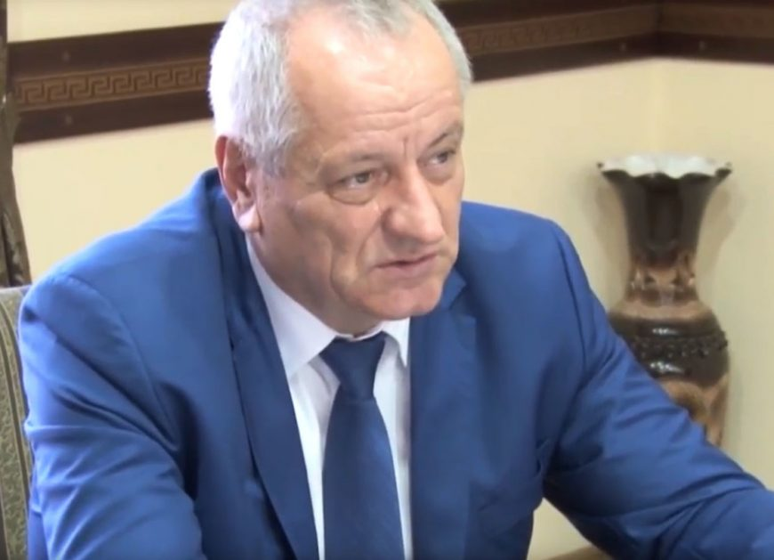 Дагестан, Алиев, обвинение в превышении полномочий