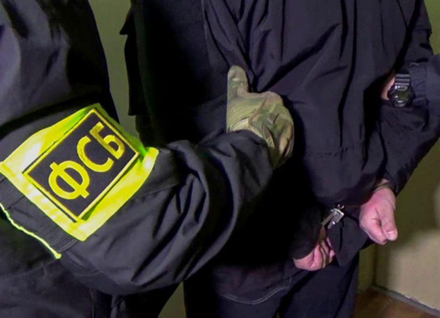 взятка, 100 тысяч долларов задержание ФСБ