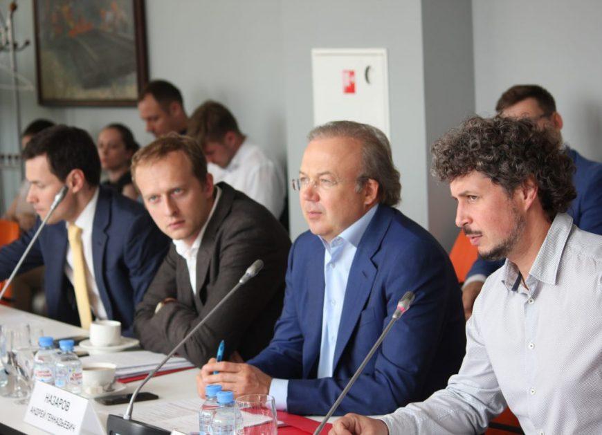 "заседание Центра ""Бизнес против коррупции"""