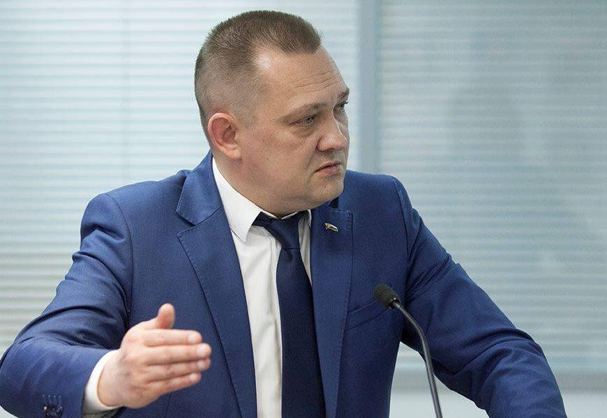 Анатолий Голубев, табака, ЕГАИС