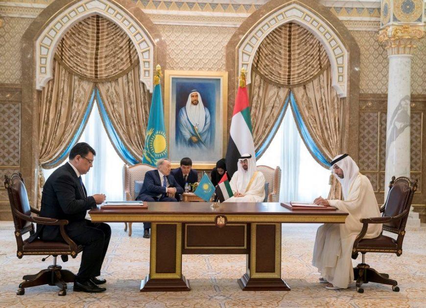 Казахские чиновники обучатся борьбе с коррупцией по программе ОАЭ