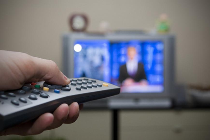 Выпуск новостей по ТВ