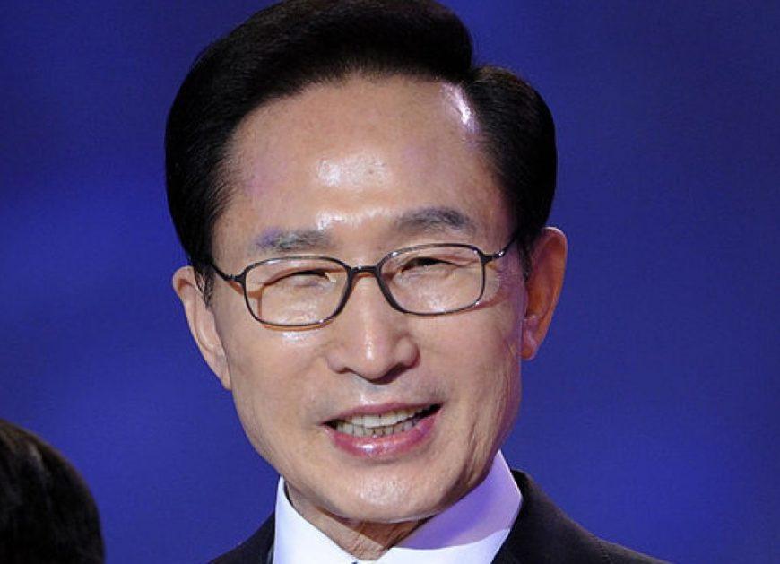 Экс-президент Южной Кореи Ли Мён Бак