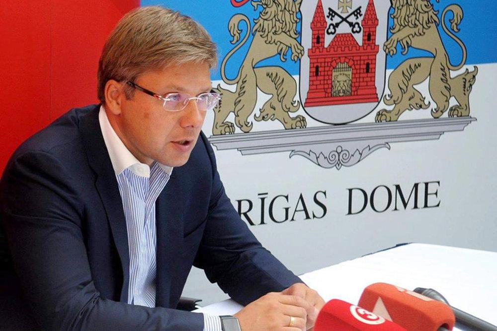Экс-мэр Риги Нил Ушаков