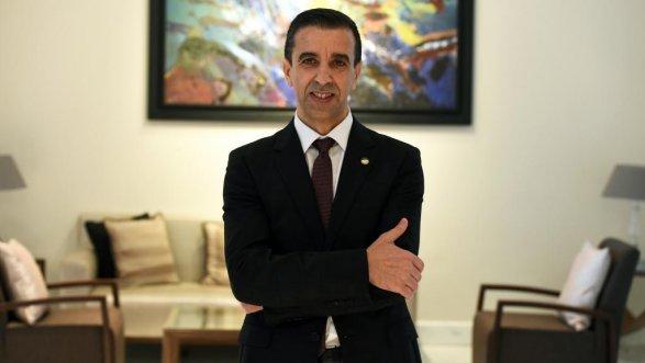 Алжирский бизнесмен Али Хаддад