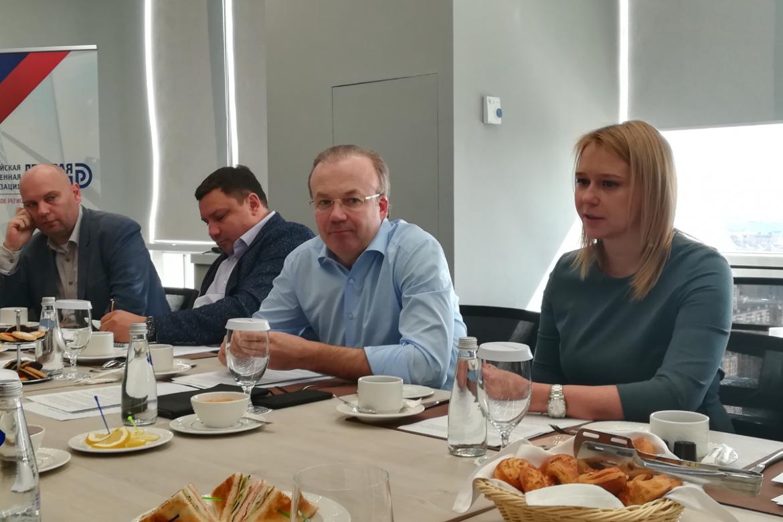 Семь положений в защиту бизнеса озвучили в Москве
