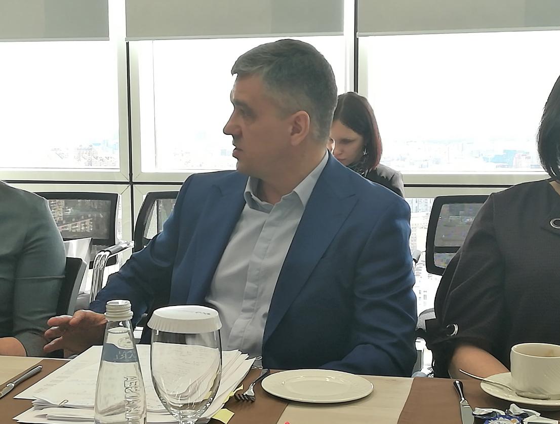 Глава комитета по финансам МРО «Деловой России» Константин Суриков