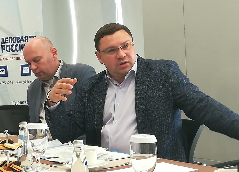 Руководитель Комитета по развитию проектно-изыскательной деятельности и инжинирингу «Деловой России» Николай Алексеенко
