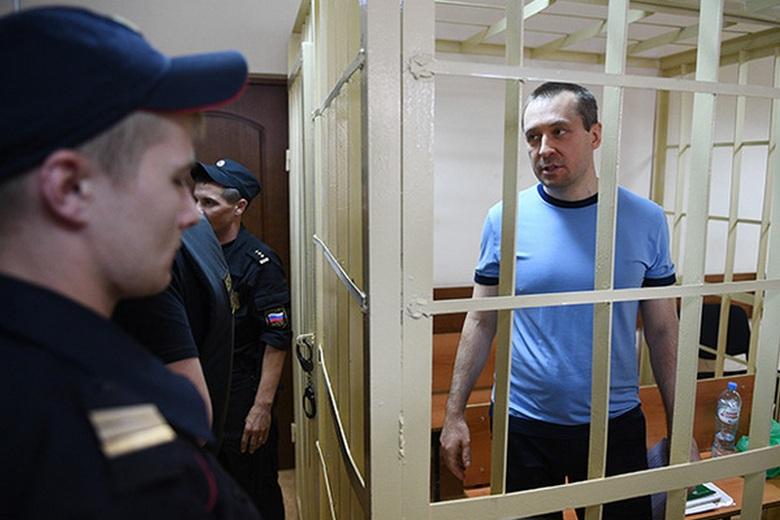 Дмитрий Захарченко в Пресненском суде